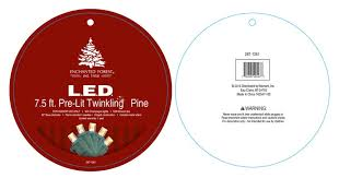 Christmas Tree Stands At Menards by Seasonal Specialties Recalls Pre Lit Christmas Trees Cpsc Gov