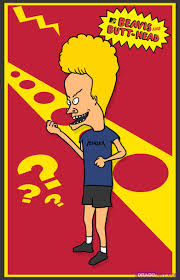 Beavis And Butthead Halloween Cornholio by How To Draw Beavis From Beavis And Head Step By Step