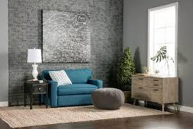 Used Tempurpedic Sleeper Sofa by Silas Memory Foam Twin Sleeper Living Spaces