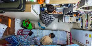 100 Hong Kong Apt Crazy Pictures Of Microapartments Around Business Insider