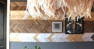 DIY Feather Fringe Pillow