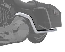 Vance And Hines Dresser Duals Heat Shields by 799 99 Vance U0026 Hines Exhaust Big Shot Duals For Harley 206415
