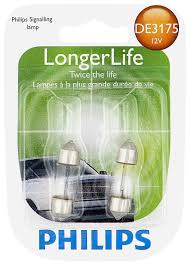 Sony Xl 2200 Replacement Lamp by Philips De3175llb2 De3175ll Long Life Bulb 2 Pack Topbulb