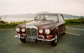 Jaguar automobile history and database the Jaguar 420 and