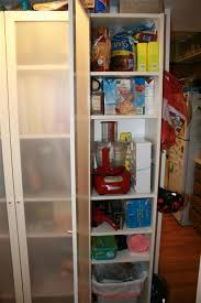 Ikea Pantry Hack Kitchen Pantry Using Ikea Billy Bookcase by Ikea Pantry Hack Good Clean Food