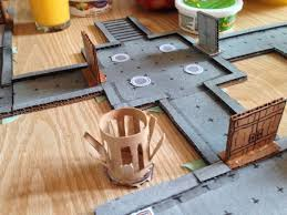 Dungeons And Dragons Tiles Pdf Free by Dungeons U0026 Donuts U2014 Homemade Dungeon Tiles Here Are Some Shots Of