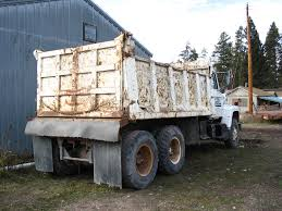 Ford 8000 Dump Truck For Sale - Seely Lake, MT | John Richards ... 1998 Used Mack Rd688sx Dump Truck Low Miles Tandem Axle At More 5 Axles For Sale Truck Tarp Systems Whosale Suppliers Aliba Ustarp Bulletproof Dump System Manufacturing Er Equipment Video Truck Catches On Fire In Abbotsford Surrey Nowleader Buyers Products Roller Kit 15ftl X 7 12ftw Mesh Hauling Diamonds Management Group Inc Sharpsburg Purchases New Dump The Wilson Times Amazoncom Bruder Mack Granite With Snow Plow Blade 1965 Am General M817 For Sale 11000 Miles Lamar Co