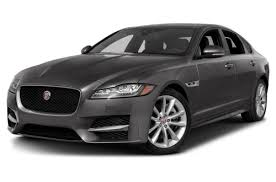 2017 Jaguar XF Overview