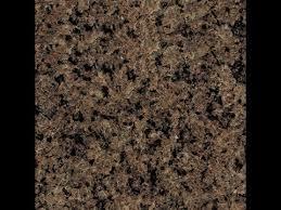 Tropic Brown Granite Examples