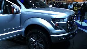 Ford Atlas Concept Truck - YouTube