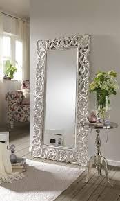 spiegel weiß spieglein spiegleich an der wand der opulente