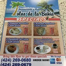 cuisine sur la 2 islas de la bahia 19 photos 19 reviews seafood 14405 prairie