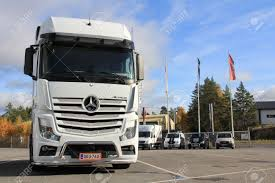 LIETO, FINLAND - October 12 White Mercedes-Benz Actros Truck.. Stock ... Images Lorry Mercedesbenz Actros Cars Photos Classic 1960 L319 Commercial Van At Work Truck 2013 Glclass Gl450 Front Hd Wallpaper 13 360 View Of 1851 Tractor 3d Model Mercedes Toughasnails Unimog Gets New Look Engines For Benz 2544 14 Pallet Tray Adtrans Used Trucks Atego Box Model From Eativecrashcom The New 2013mercedesbzgl350bluecfrontendtruckjpg 20481360 Arocs Group 1 25x1600 Get An Experience Variety Trucks Funkyappp Tour Youtube