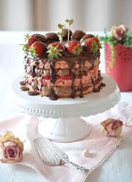 caketime by tamaris erdbeer nutella torte