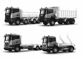100 Types Of Construction Trucks Scania