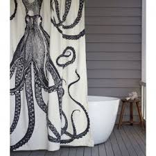Octopus Shower Curtain Foter