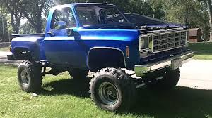 1986 Chevy Truck Stepside