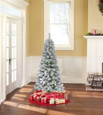 Unlit Artificial Christmas Trees Walmart by Amazing Christmas Trees Unlit Part 8 Artificial Christmas Tree