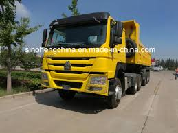 100 Semi Truck Seats China HOWO 6X4 HeavyDuty Dumper Trailer China Dumper