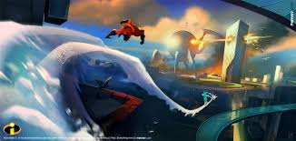 Awesome: Fan Creates Concept Art For 'The Incredibles 2' Disney Pixar Complilation The Pizza Planet Truck By Perbrethil On Toy Story Of Terror Easter Eggs Good Have Been Hiding A Secret Right Infront Us All This Time Flat Earth Reference In Films Hidden In Pixart August Feature Mr Incredible Vigilante Every Sighting 1995 2013 Incredibles Up Talk Brad Bird Addrses Missing Monsters University Spotted Cars 2 Triptych Poster New Series Of Stamps To Honor Fding