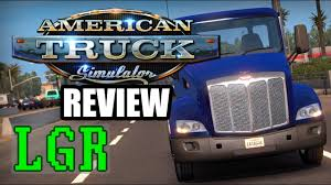 100 Usa Trucking Reviews LGR American Truck Simulator Review YouTube