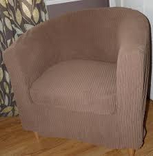 Ikea Tullsta Chair Slipcovers by Ikea Tullsta Tub Chair Slip Cover In Stunning Corduroy Fabric