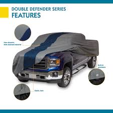 100 Long Bed Trucks Duck Covers Double Defender Pickup Truck Cover Fits Crew Cab Dually