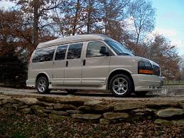 Southern Comfort Conversion Van