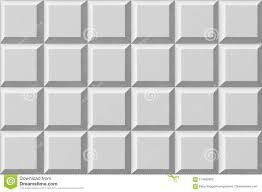 Download White Tile Flooring Seamless Texture Pattern Background 3d Stock Illustration