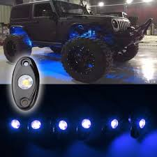 8 Pods LED Rock Light Universal Fit Waterproof Cars Offroad Truck ... New 2018 Roush F150 Grill Light Kit Offroad Ford Truck 18 Amazoncom Led Bar Ledkingdomus 4x 27w 4 Pod Flood Rock Lights Off Road For Trucks Opt7 Hid Lighting Cars Motorcycles 18watt Vehicle Work Torchstar Buggies Winches Bars 2013 Sema Week Ep 3 Youtube Shop Blue Hat Remotecontrolled Safari With Solicht Free Shipping 55 Inch 45w Driving Offroad Lights Spot Flood 60w Cree Spot Lamp Combo 12v 24v Amber Kits 6 Pods Boat 4x4 Osram Quad Row 22 20 Inch 1664w Road