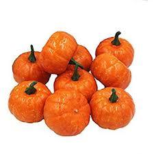 Fake Carvable Foam Pumpkins by Amazon Com Dollar Daze Carvable Foam Pumpkin 5 75 In X 4 5 In