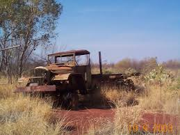 Old Mack Truck, Abandoned Carranya Roadhouse, Tanami Road 2003 ...
