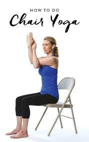 Youtube Chair Yoga Sequence by 25 Best Chair Yoga Ideas On Pinterest Office Yoga Yoga
