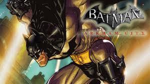 Long Halloween Batman Pdf by Batman Arkham City Comic Book Youtube