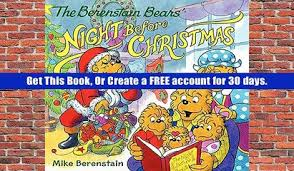 The Berenstain Bears Christmas Tree Book by Free Ebook Download The Berenstain Bears Kindness Counts