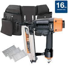 Wood Floor Nailer Gun by Cordless Flooring Nailers Nail Guns U0026 Pneumatic Staple Guns