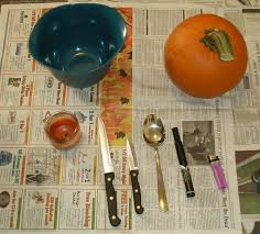 Best Way To Carve A Pumpkin Lid by How To Carve A Jack O Lantern 7 Steps With Pictures