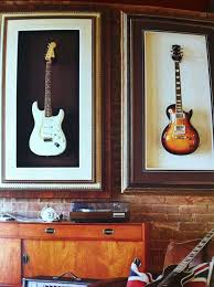 Good Display Idea For Guitars