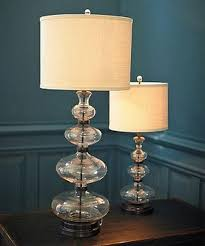 Fillable Lamp Base Ideas by 10 Alluring Glass Table Lamps To Embellish Your Living Room Rilane