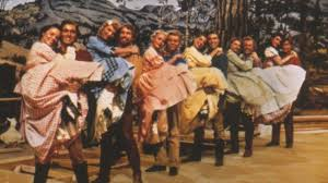 Seven Brides For Seven Brothers Full Movie - YouTube Seven Brides For Brothers 1954 Mubi 910 Movie Clip Spring Operetta Opens Sequim Irrigation 2015 Our Heritage Open Air Barn Dance From The Stanley Donens Film 410 Goin Courtin Dance Aoo Productions At The Pontipee Brothers Go To Town Acourtin Crosscounties Connect June Of Moon Best Movie Ever Kcmt Barn Dress Rehearsal Cast Pittsburgh Clos