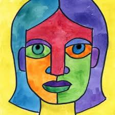 Picasso Self Portraits For Kids Artist Art Projects