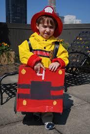100 Fire Truck Halloween Costume Cardboard