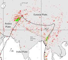 Where Does Seafloor Spreading Take Place by 11 2 Earthquakes And Plate Tectonics Physical Geology