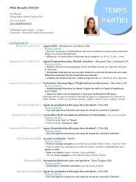 2015 02 cv temps partiel pdf par rosalie fichier pdf