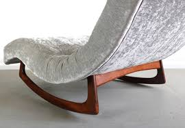 100 Pearsall Chaise Lounge Chair Beautiful Wave Designed By Adrian For