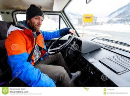 Interior View Of Delivery Man Driving A Van Or Truck. Stock Photo ... Truck Driver Awarded For Driving 2 Million Miles Accident Free Senior Man Driving Texting On Stock Photo Safe To Use Cartoon A Vector Illustration Of Work Drivers Rks Autolirate Dick Nolan Portrait Of Driver Holding Wheel Smile Photos Dave Dudley Youtube Clipart A Happy White Delivery With Smiling An Old Pickup Royalty Chicano By Country Roland Band Pandora