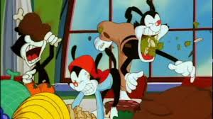 Animaniacs Hooked On A Ceiling Stream by Animaniacs E 5 Taming Of The Screwy Video Dailymotion