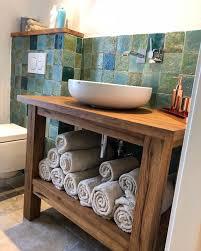 badezimmer badezimmermöbel waschtisch waschtischplatte holz
