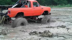 Mud Bogging Trucks Videos - Everybodys Scalin Prepping For The Mud ...