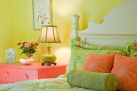 Coral Color Decorating Ideas by Fantastic Coral Color Decorations Decorating Ideas For Bedroom